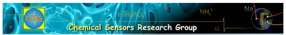 CHEMICAL SENSORS RESEARCH GROUP
